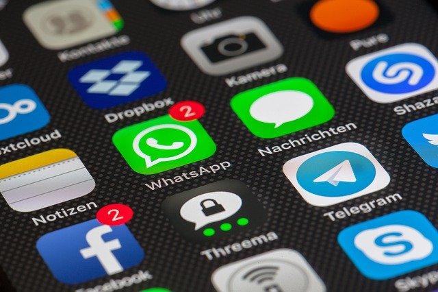 chatovací aplikace