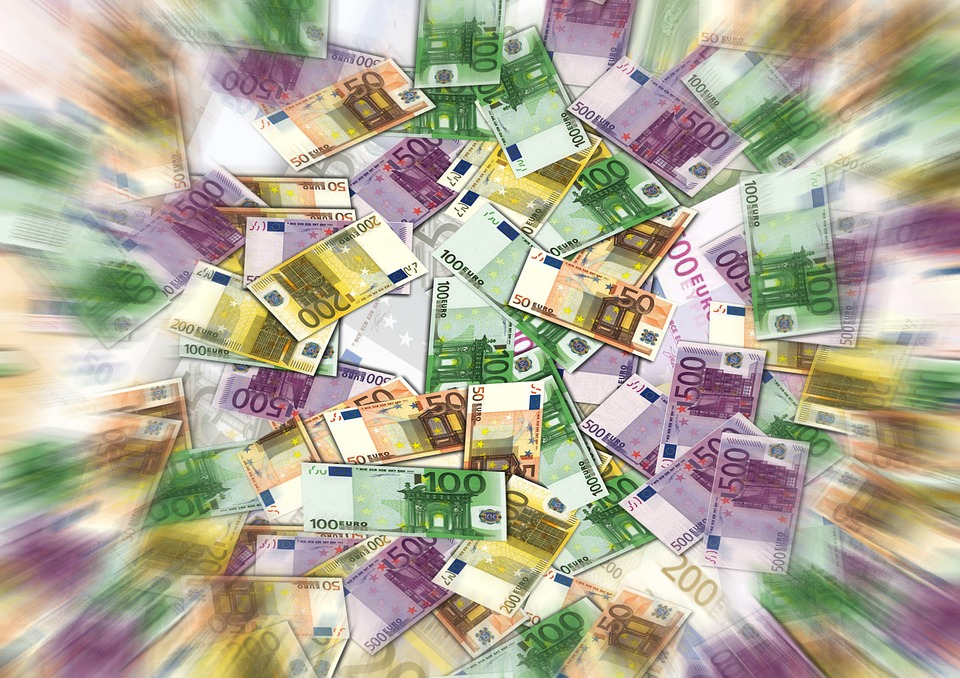 vír bankovek